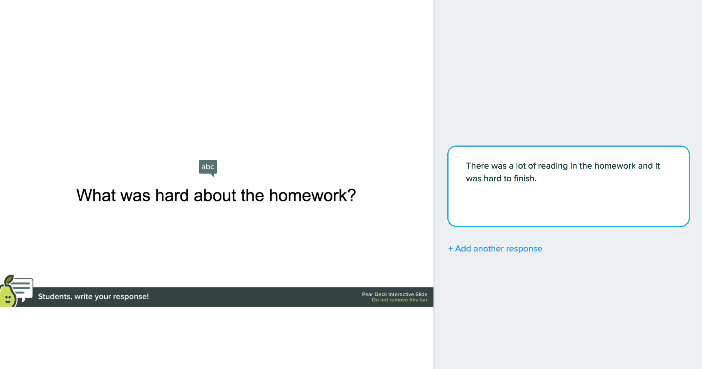 Formative Assessment Templates in Pear Deck for Google Slides Add – IT Assessment Template