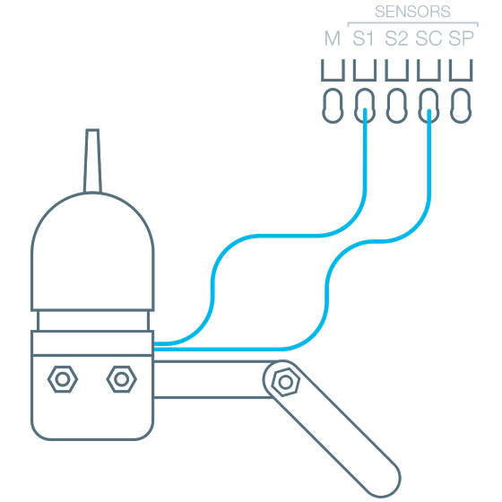 how do i install a rain sensor generation 2 rachio support to connect a wired rain sensor to your rachio 2nd generation controller please see the wiring diagram below
