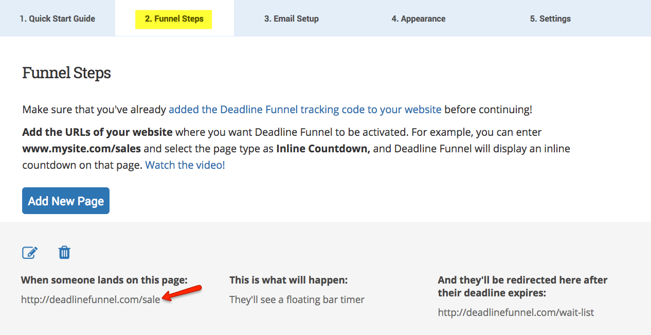 How To Add A Countdown To Squarespace Deadline Funnel