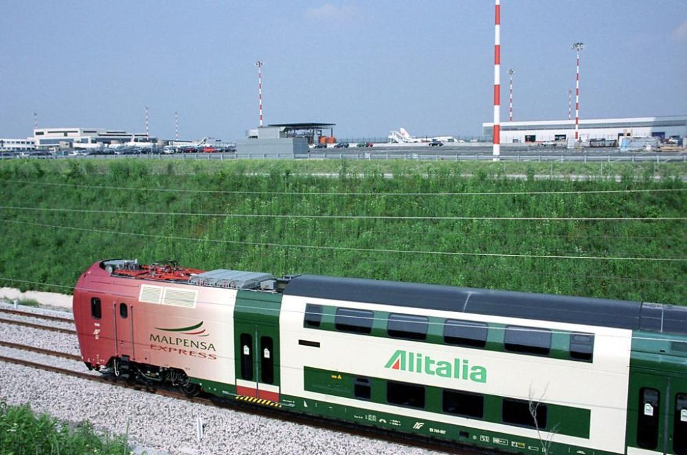 In treno da e verso gli aeroporti aiuto trainline faq - Porta garibaldi malpensa terminal 2 ...