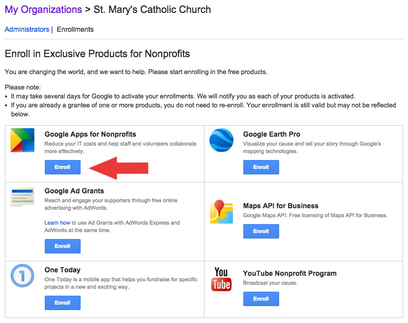 how to set up google mail