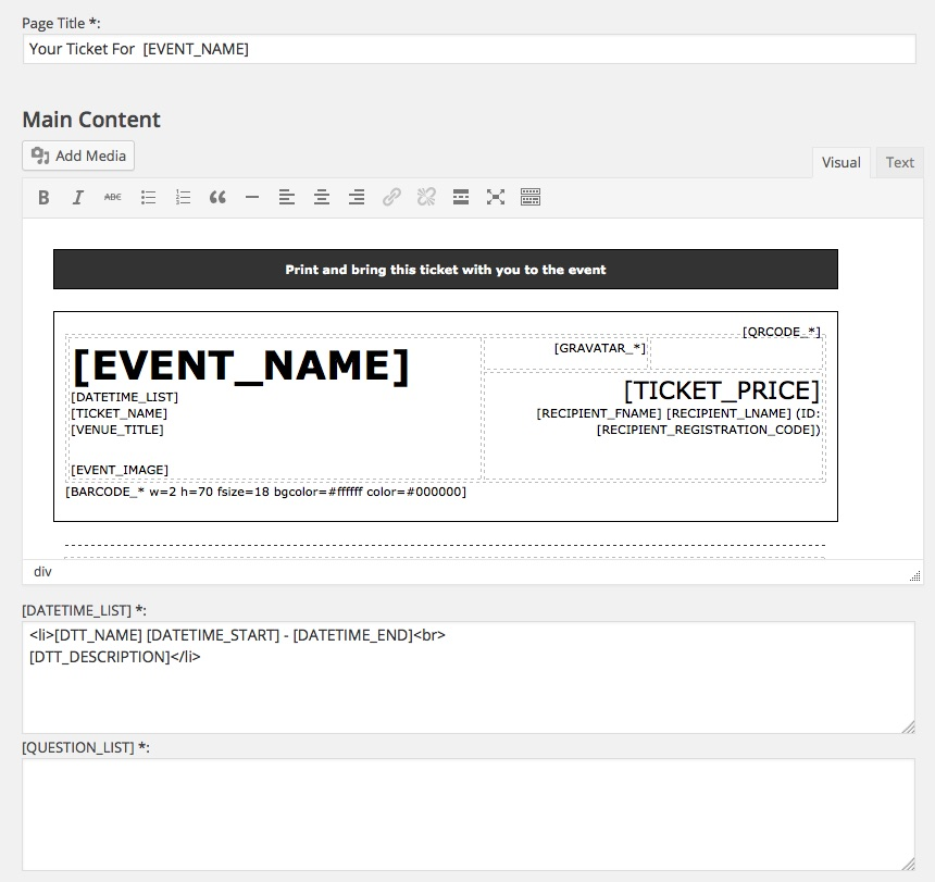 Printable Tickets Team Knowledge Base – Templates for Tickets
