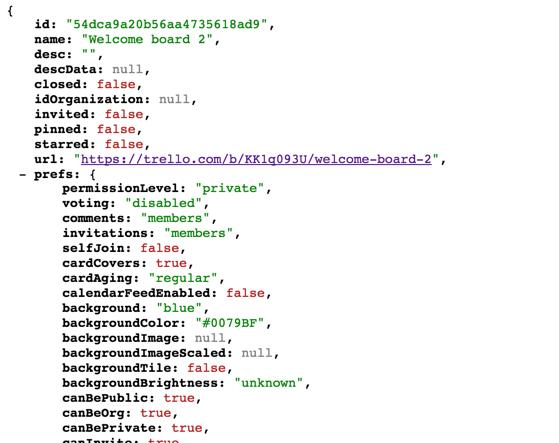 Making sense of Trello's JSON export - Trello Help