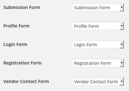 Frontend Submissions - Settings - Easy Digital Downloads