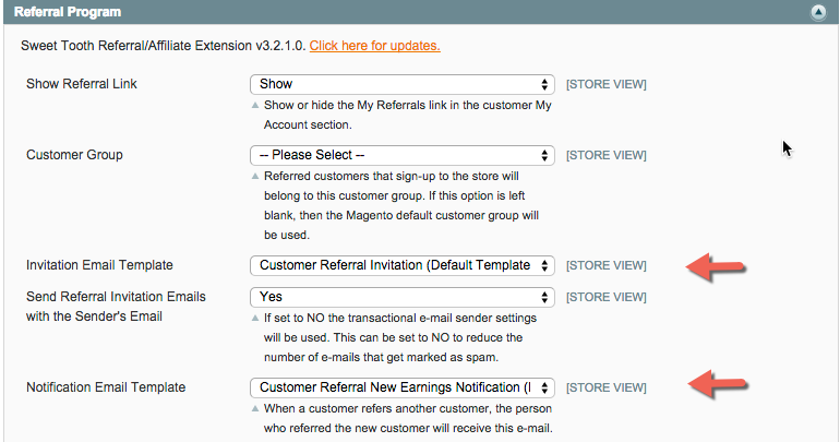 Customizing Sweet Tooth Email Templates - Sweet Tooth for Magento ...