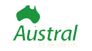 Austral Slenderline 20 Clothesline Owners Manual SL20CC SL20WG