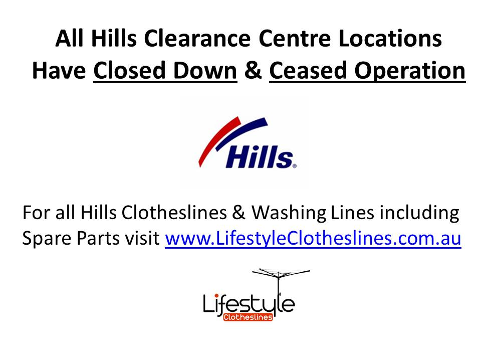 hills clearance centre