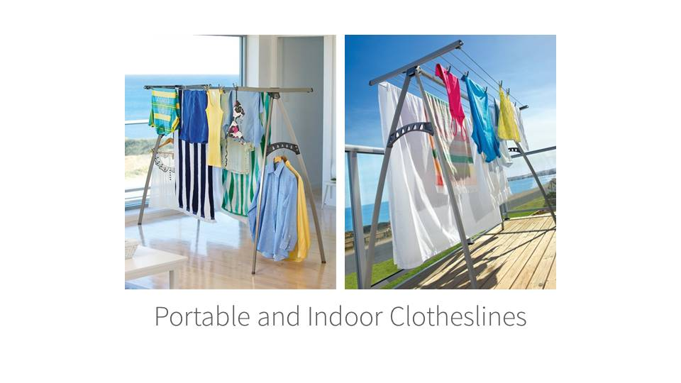 Hills Portable Clothesline Installation Gold Coast QLD