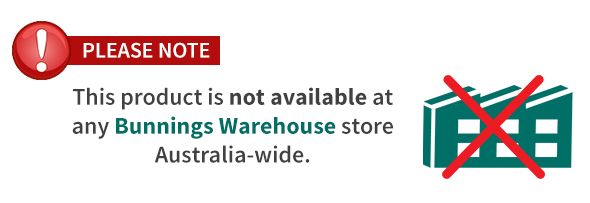 not in bunnings stores