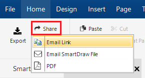 if you are not logged into your smartdraw cloud account a new dialog window will appear in the forefront of your screen login to smartdraw cloud by - Smartdraw Pdf