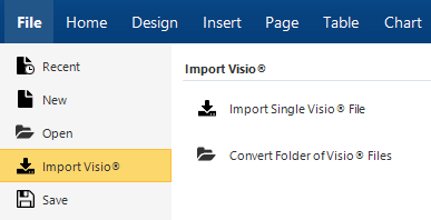 convert folder of visio files select your file or folder from the dialog box that appears in the forefront of your screen and continue to follow the - Convert To Visio