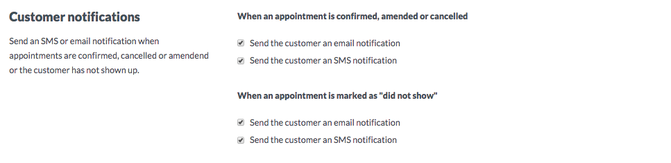 How To Notify Your Customers Of Appointment Changes