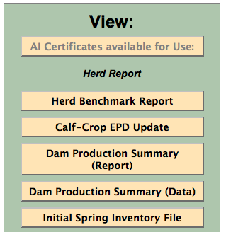 Calf Crop EPDs
