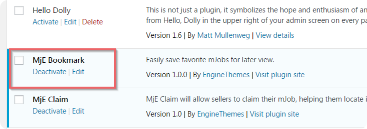 how to set up microjobengine