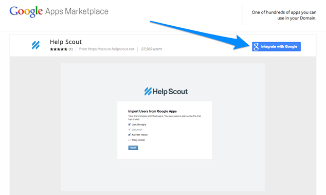 Click On This Link To Install The Help Scout App Directly.