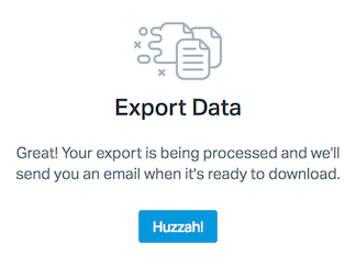 Export Reporting Data - Help Scout Support