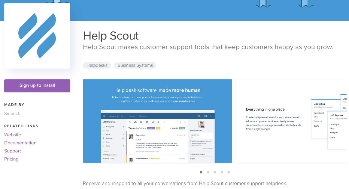 Connecting Facebook Messenger - Help Scout Support