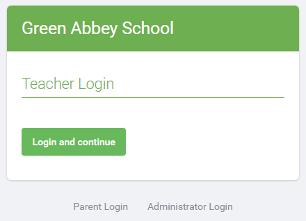 ADFS: How to configure teacher login - Parents Evening System