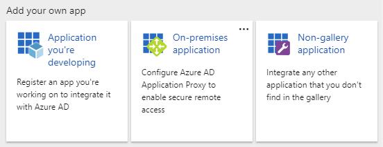 Azure AD (SAML): Setting up Azure Active Directory