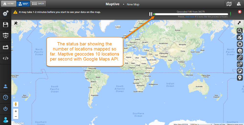 Maptive Quickstart Guide - Maptive Answer Center