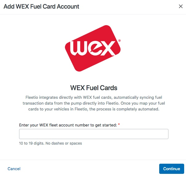 complete the electronic forms via hellosign - Wex Fleet Card