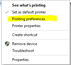 Photo Kiosk 04) Adjusting receipt printer settings - Dakis