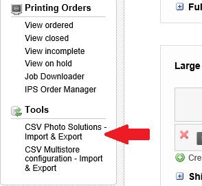 Photo Printing 09) Importing & Exporting Print Formats and