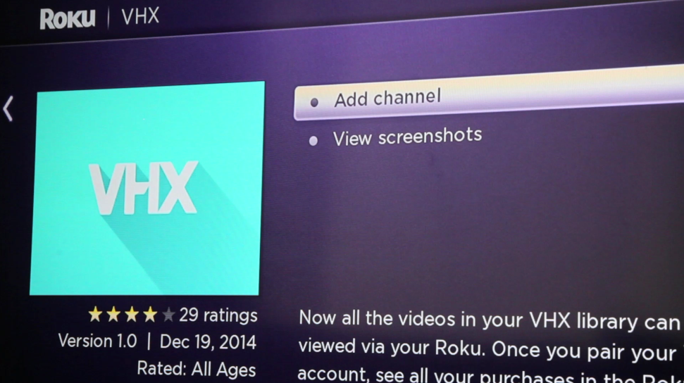 How to watch streaming movies on TV