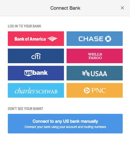 Connecting your Company's Bank Account - Abacus