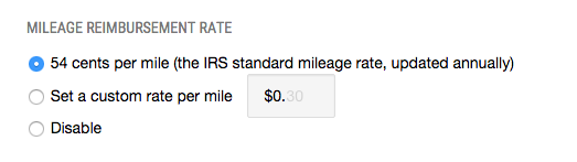 How to expense Mileage - Abacus