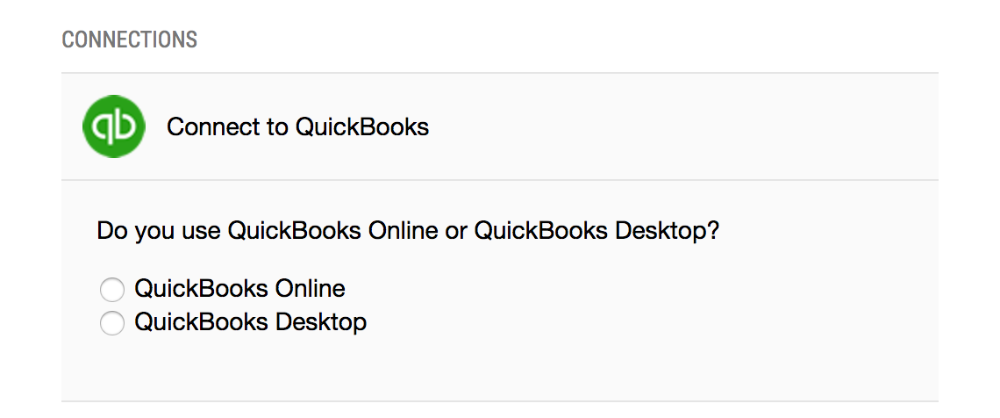 How do I connect my QuickBooks Desktop Accounting software to Abacus