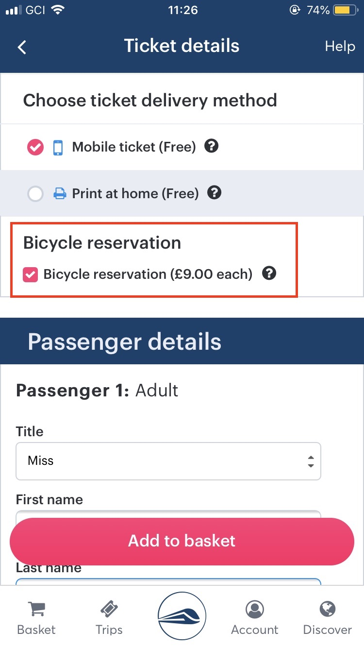 Can you take bikes on trains in the UK and Europe? - Loco2 Help