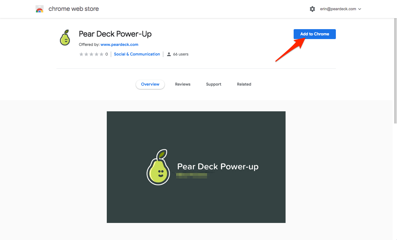 how to present google slides animations with pear deck using the