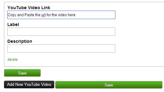 Adding Content: Loading Youtube Videos - Wetu Knowledge Base