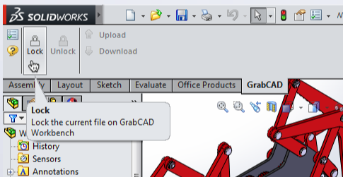 Daily workflow with Workbench - GrabCAD Help Center