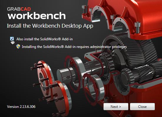 Workbench Desktop App add-in for SolidWorks® - GrabCAD Help