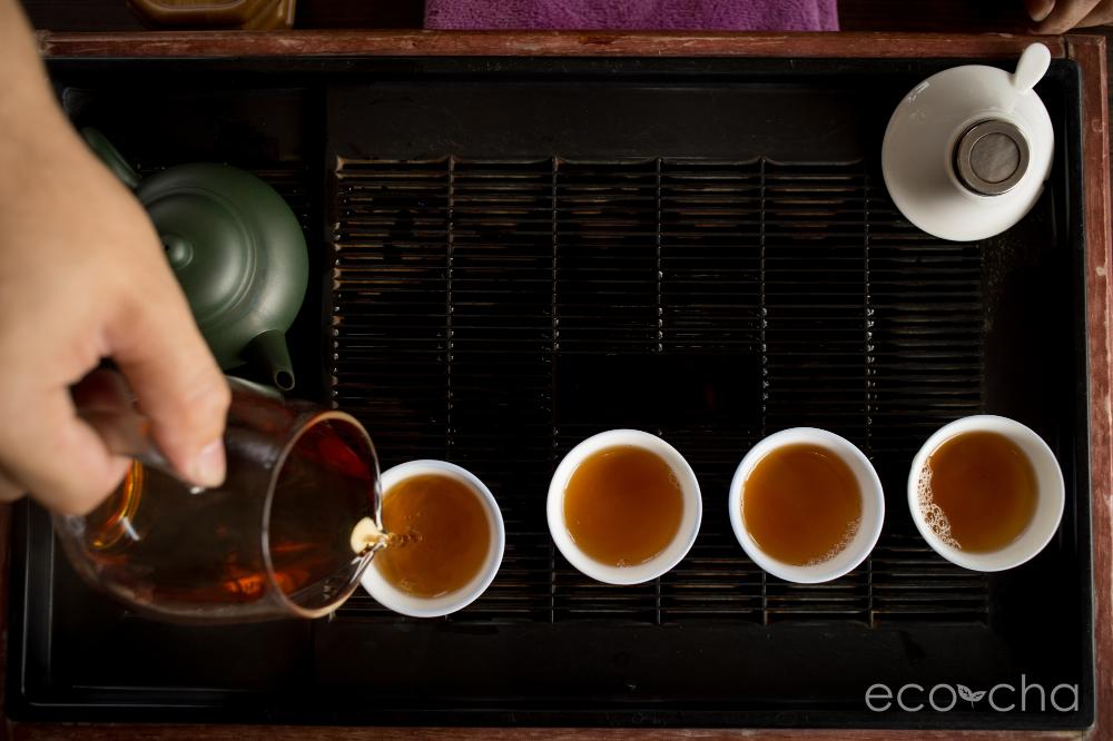Eco-Cha Oolong tea