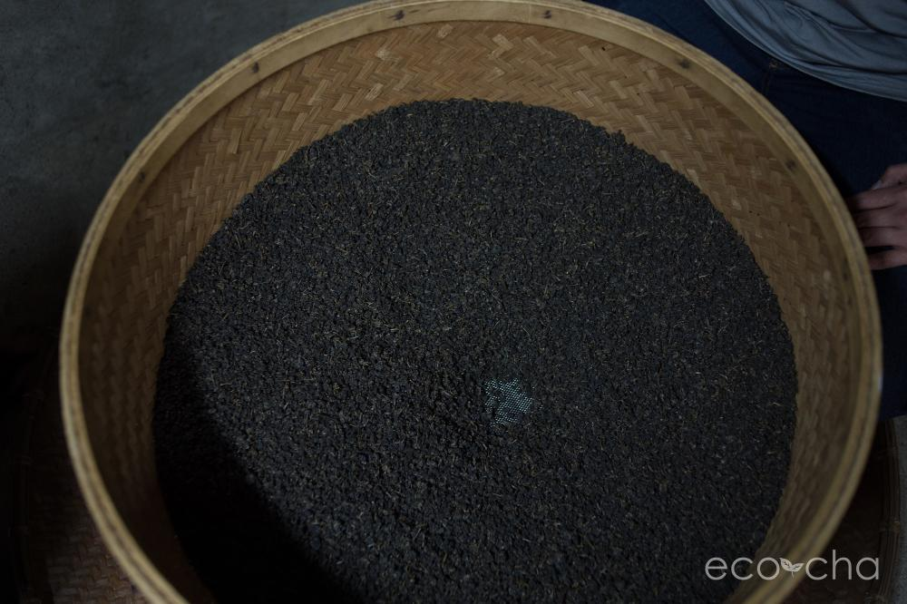 Eco-Cha Teas | Traditional Basket Oolong Tea Roaster
