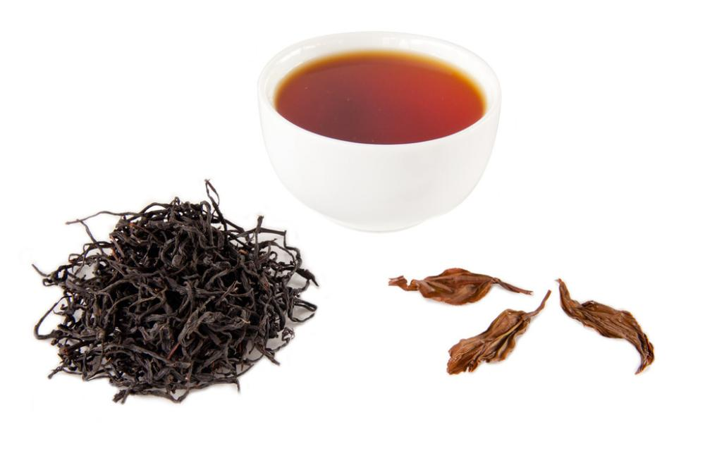 Eco-Cha Red Jade tea