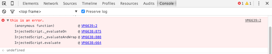 How to find JavaScript errors with your browser's console? - Yoast