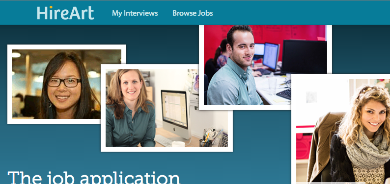 How can I check the status of my application? - HireArt Knowledge Base