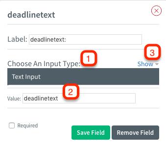 How to Create Custom Fields in Aweber - Deadline Funnel