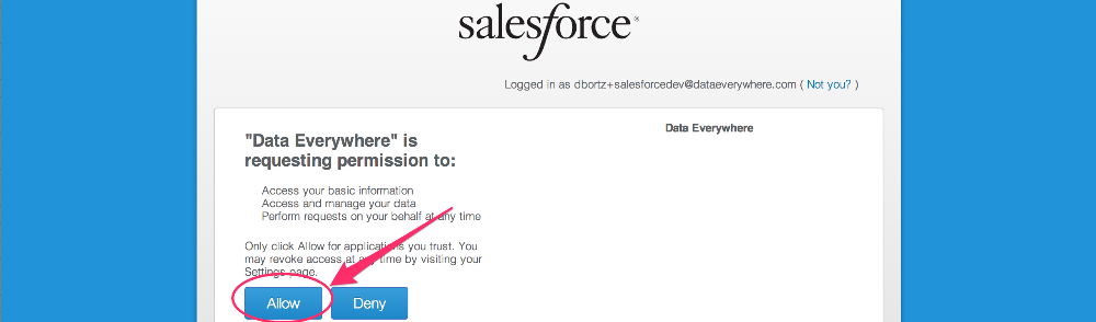 Salesforce Report-Based Feeds 11