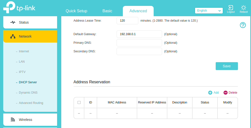 Port Forwarding in a TP-Link Router - RISE