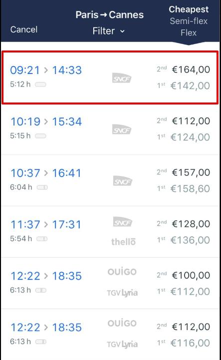How can I select my seats? - Trainline Help (FAQ)