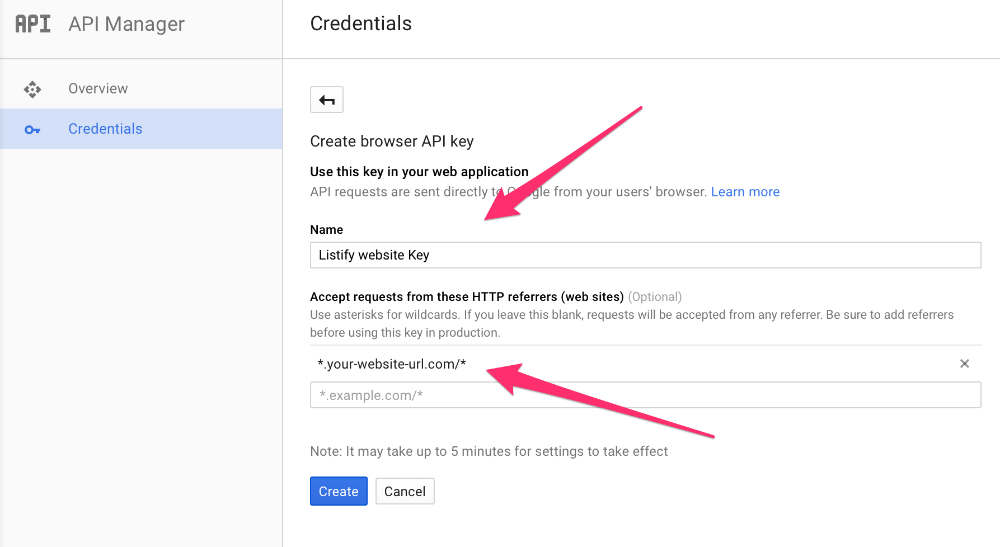 Add Your Google Maps Api Key Video Jobify Theme Documentation
