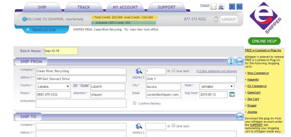 Dhl ecommerce tracking number