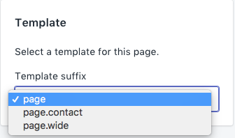To Add The Contact Form Change Template Type From Page Pagecontact
