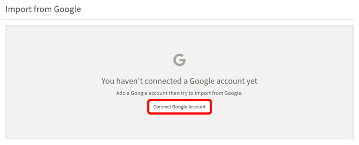 Import Google Contacts - MPDX Help