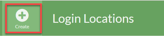 login location settings